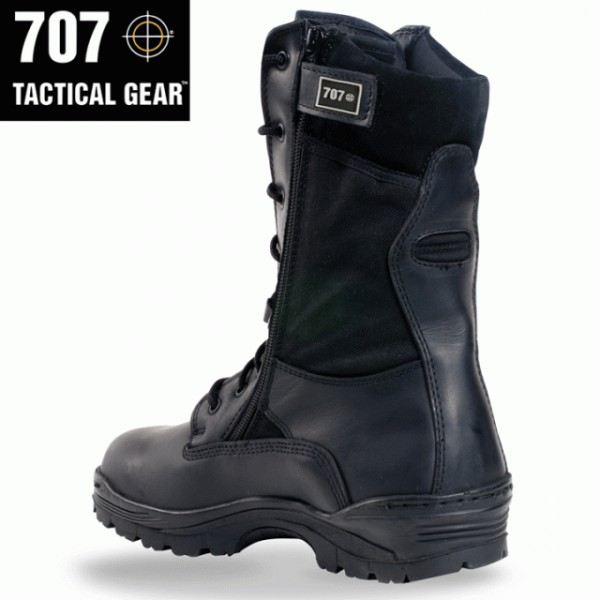 Advanced Tactical 10'' Black & Tan