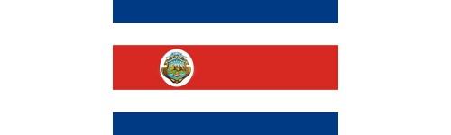 Costa Rica Buttons